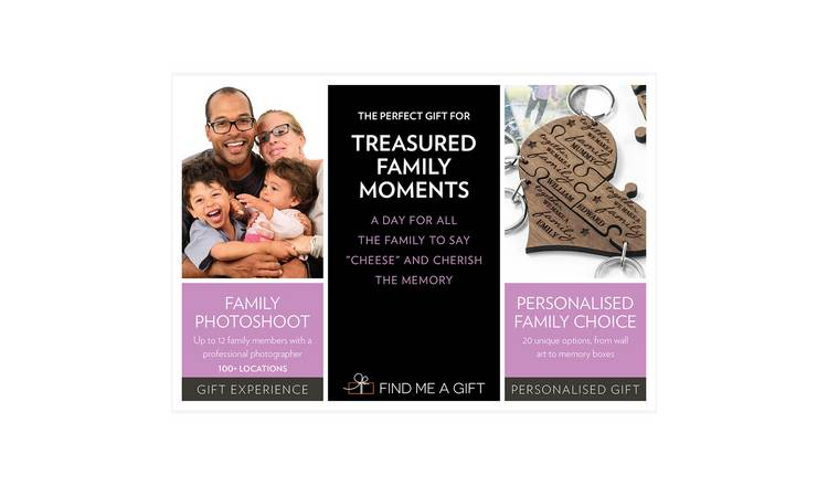 The Perfect Gift Treasured Family Moments