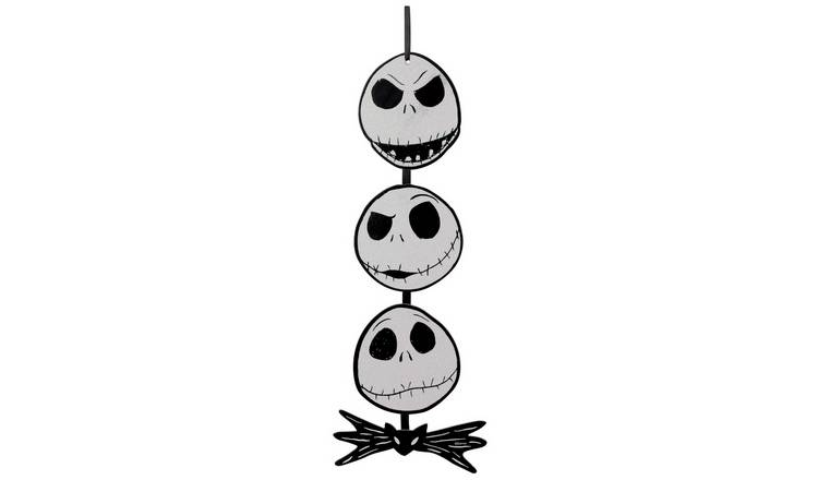 Disney Nightmare Before Christmas Wooden Hanging Decoration