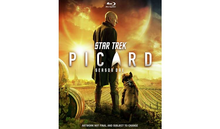 Star Trek: Picard Season 1 Blu-Ray Box Set