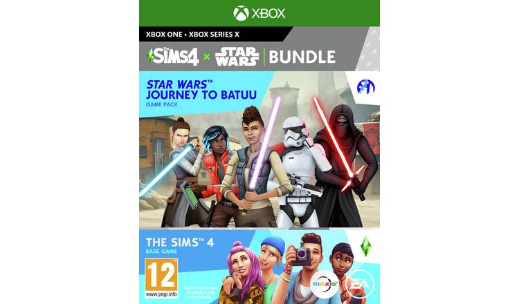 The Sims 4 Star Wars Bundle Xbox One Game