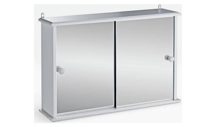Buy Argos Home Sliding Door Bathroom Cabinet