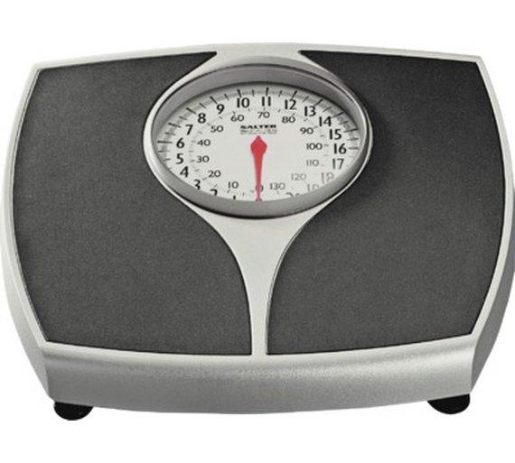 Weighing Scales Bathroom: Salter Mechanical Bathroom Scales. Weighing Scales Argos