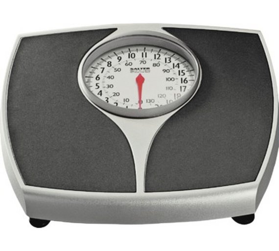 Buy Salter Mechanical Scale Clear View At Argos Co Uk Your