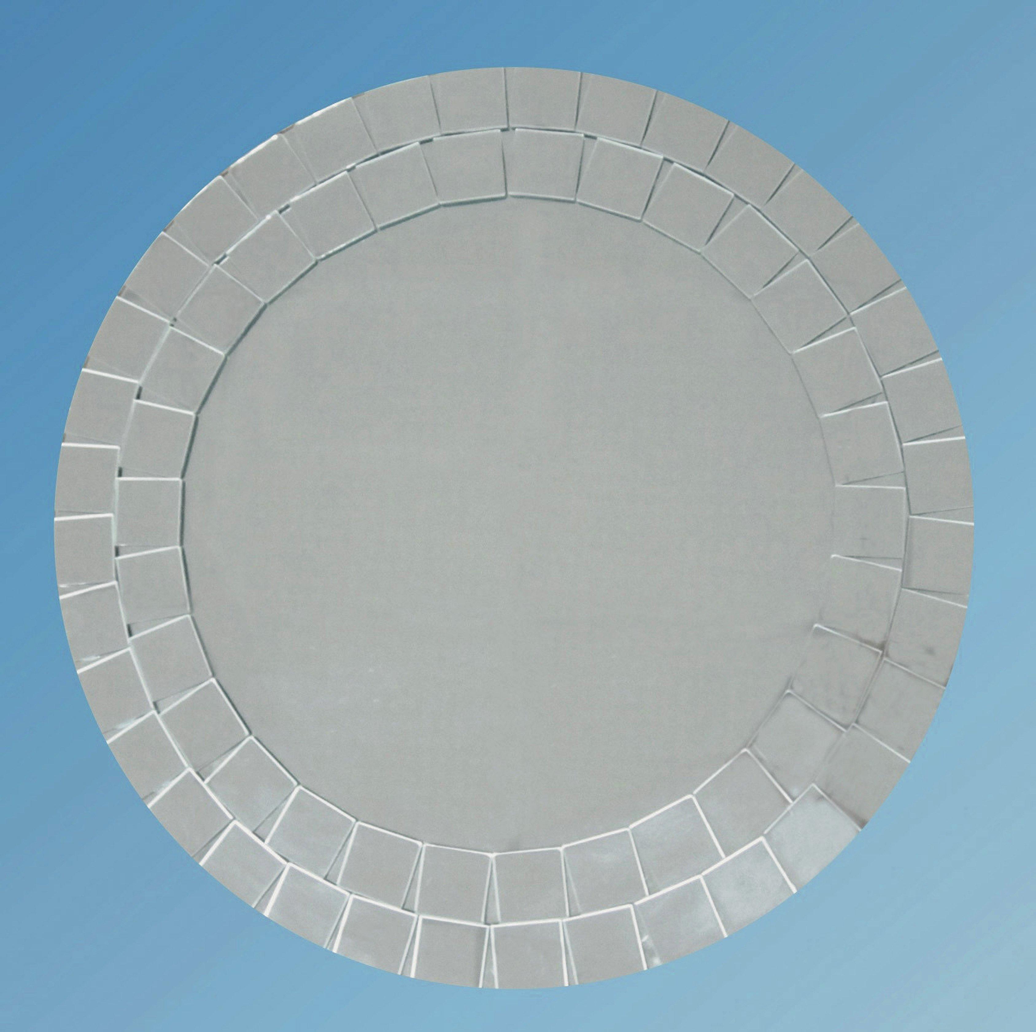 Argos Home Round Mosaic Bathroom Mirror