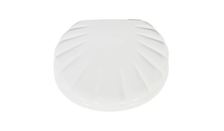 Buy Argos Home Moulded Wood Shell Toilet Seat White