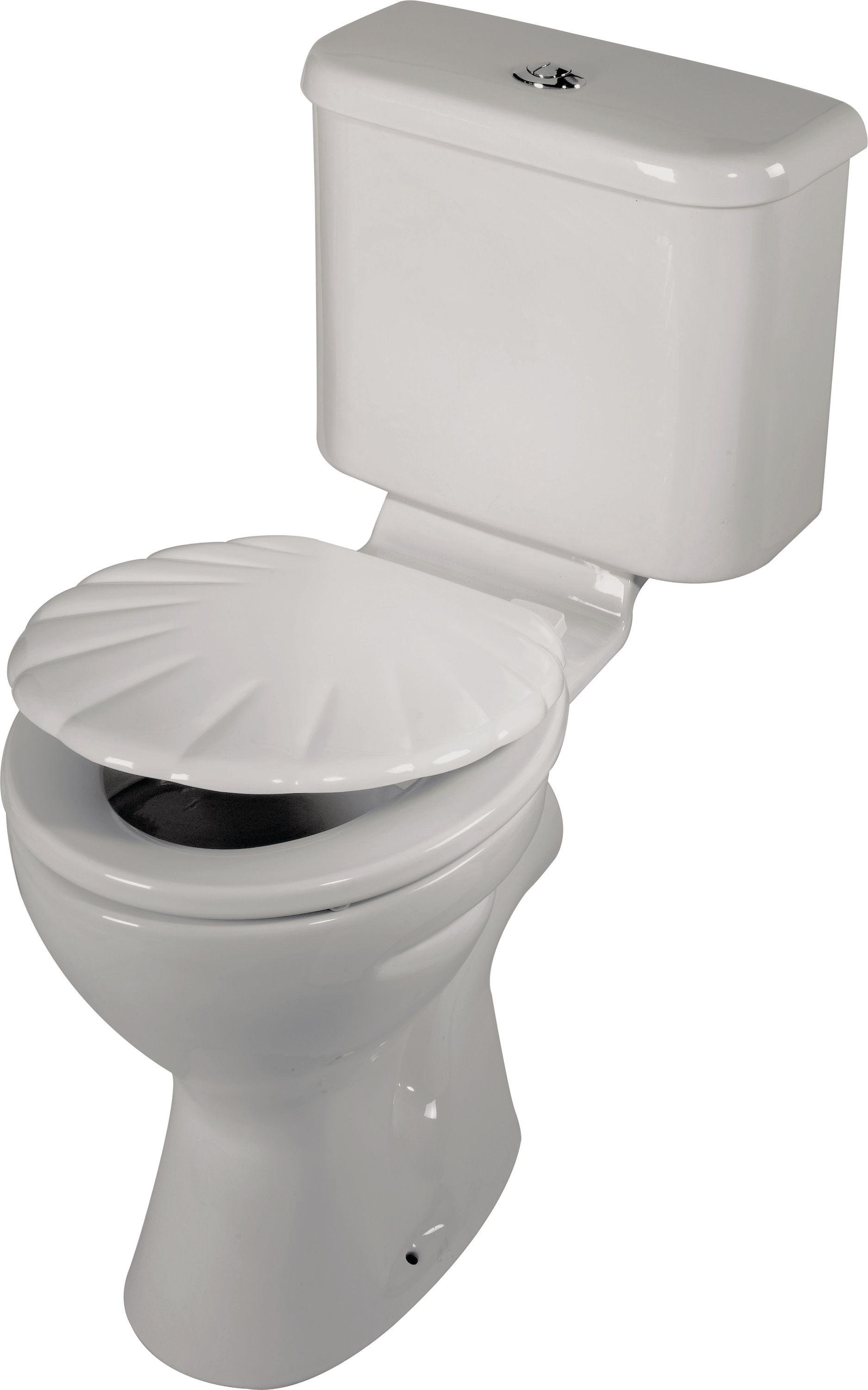 home moulded wood shell toilet seat