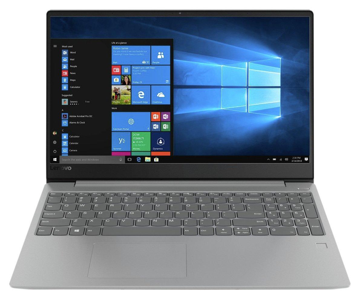 Lenovo IdeaPad 330S 15.6 In i3 4GB 128GB Laptop Bundle- Grey