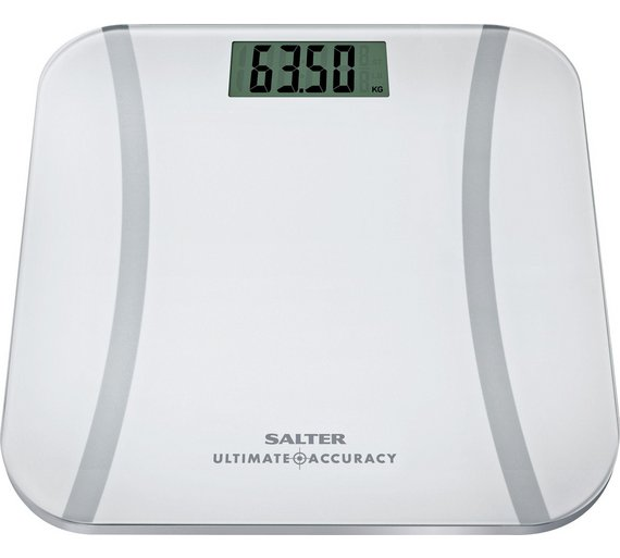 Buy Salter Ultimate Accuracy Electronic Scale Bathroom Scales Argos