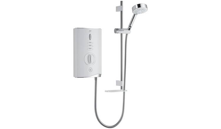 Mira Sport Max Airboost 10.8kW Electric Shower