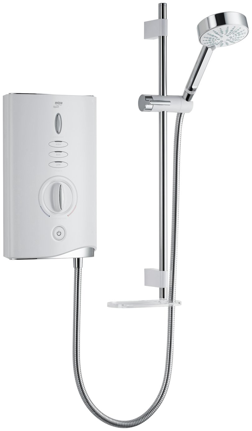 Mira Sport Max Airboost 9.0kW Electric Shower