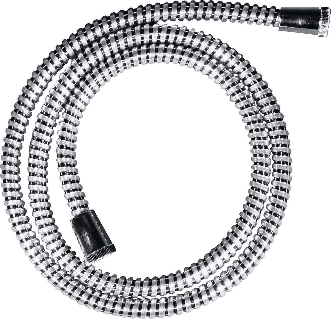 Simple Value PVC Shower Hose - Chrome