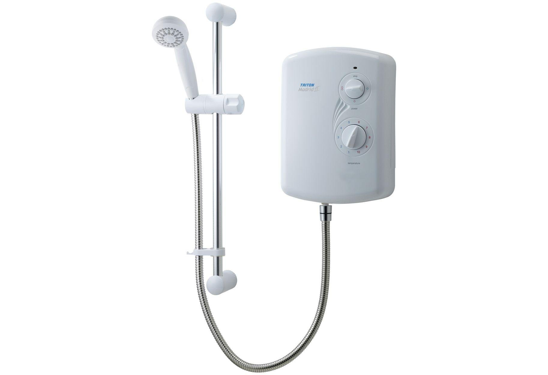 Triton Madrid II 10.5kW Electric Shower