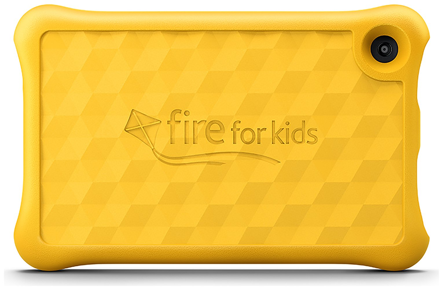 Amazon Fire 7 2017 Bumper Case - Yellow