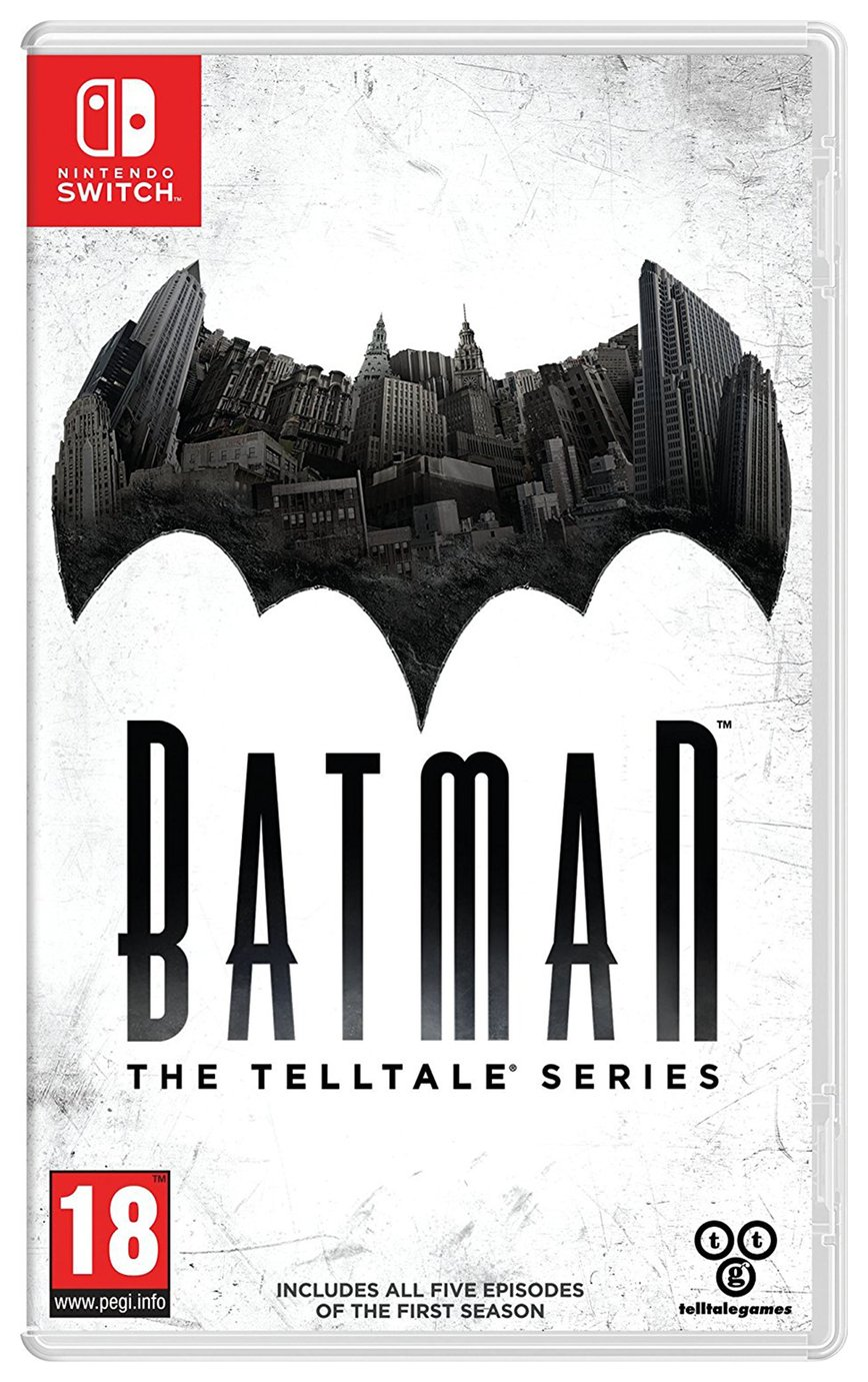 Image of Batman - The Telltale Series Nintendo Switch Game