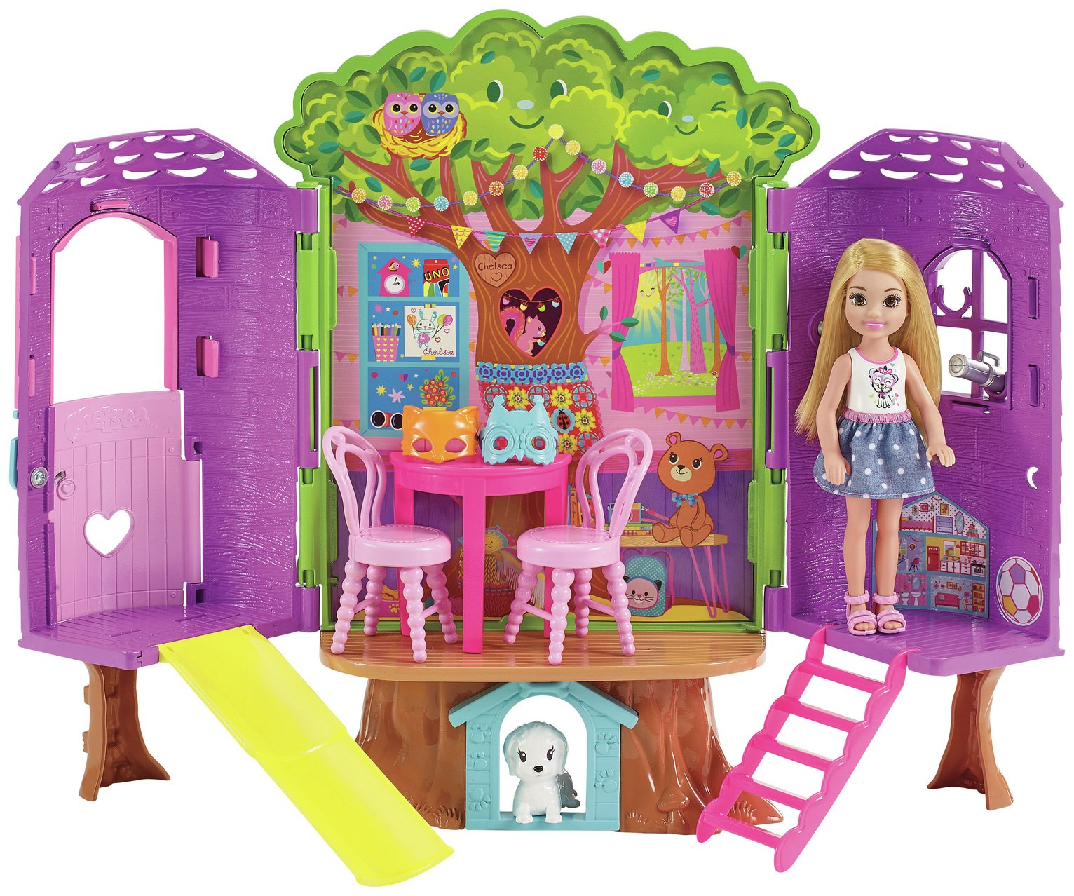 Barbie World Of Chelsea Bundle