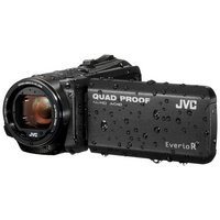 JVC GZ-R405B Full HD Quad Proof Camcorder – Black