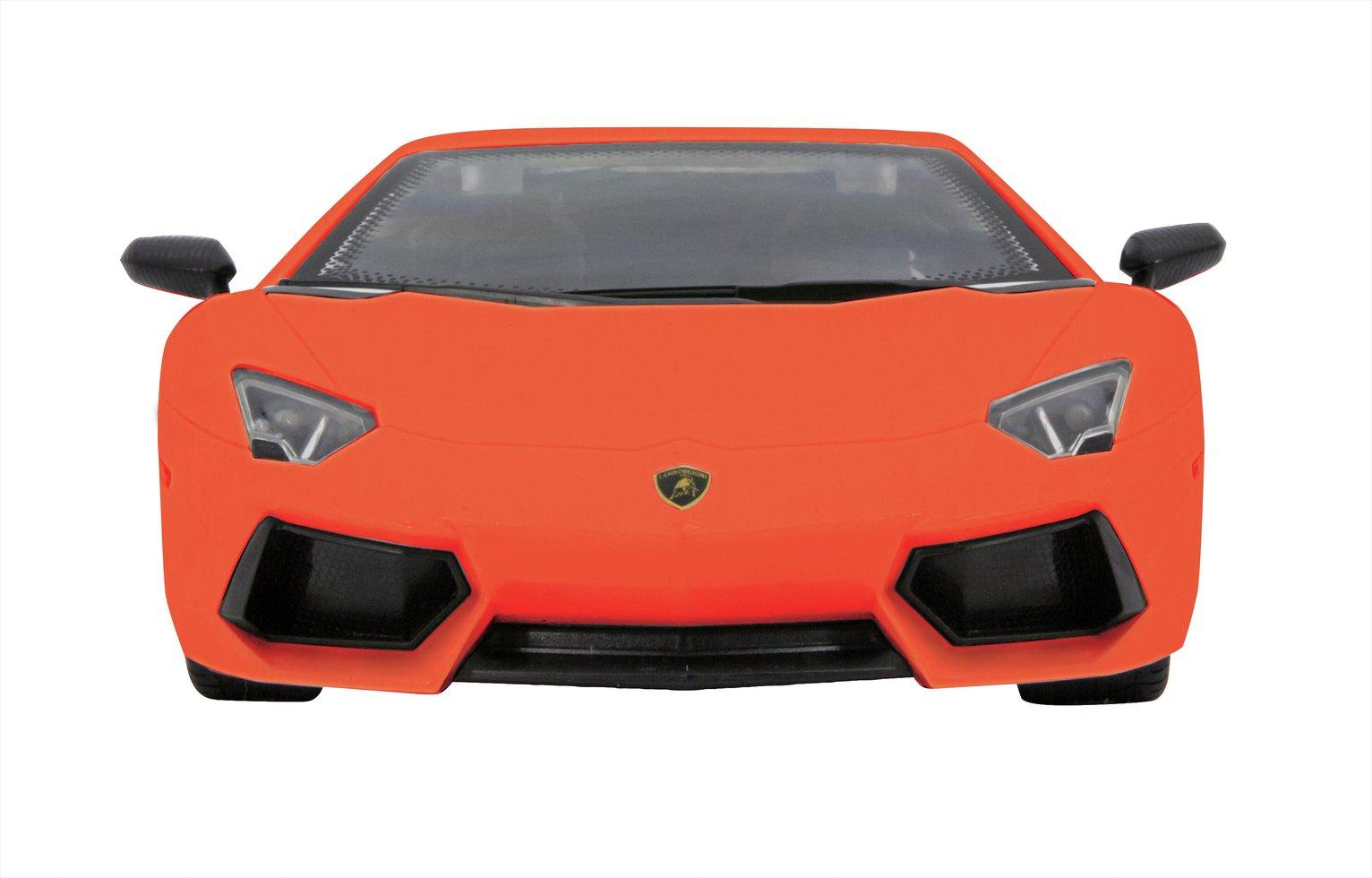 Lamborghini Aventador 1:16 Radio Controlled Car - Orange