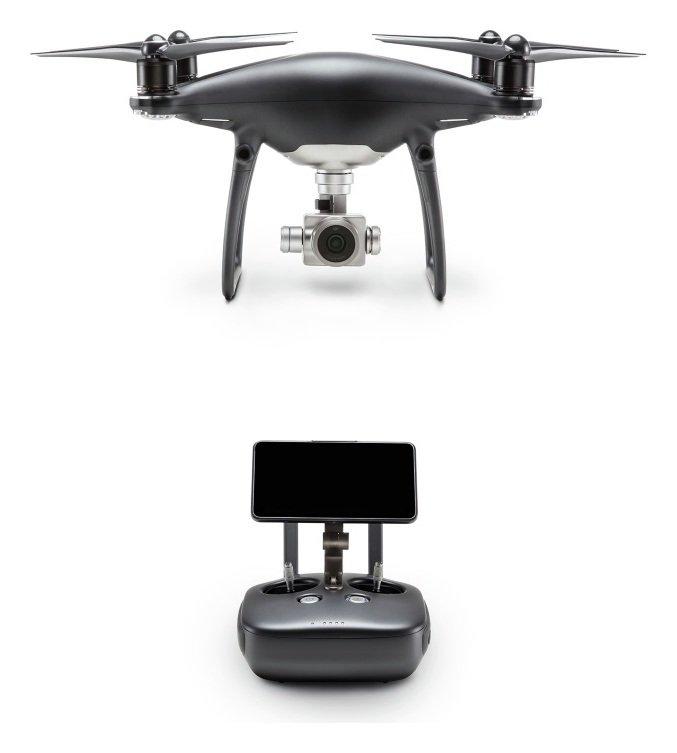 DJI DJI Phantom 4 Pro Plus Obsidian Edition Drone - Grey