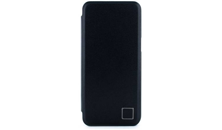 new style 8495f 7c10b Buy Proporta Samsung S8 Plus Leather Folio Case - Black | Mobile phones and  accessories | Argos