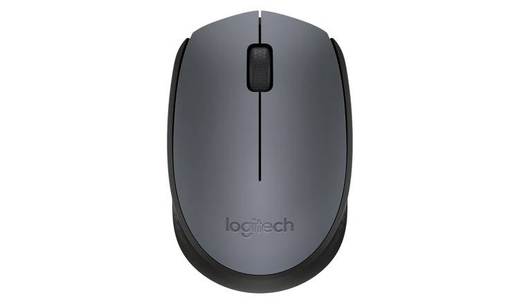 b8b83219028 Buy Logitech M170 Wireless Mouse | Laptop and PC mice | Argos