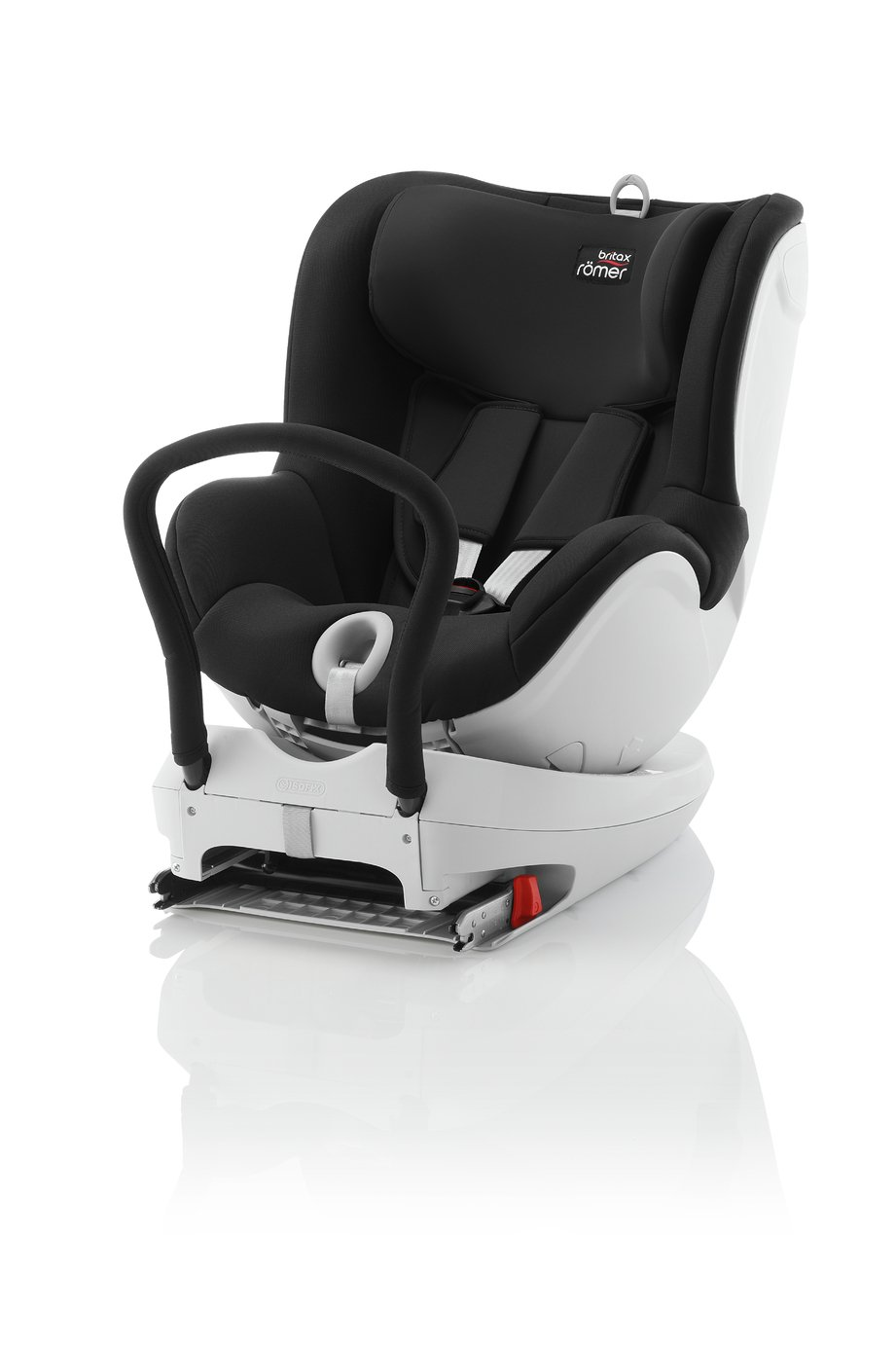 Image of Britax Romer DUALFIX Group 0+/1 Car Seat - Cosmos Black