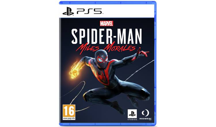 Marvel's Spider-Man Miles Morales PS5 Game