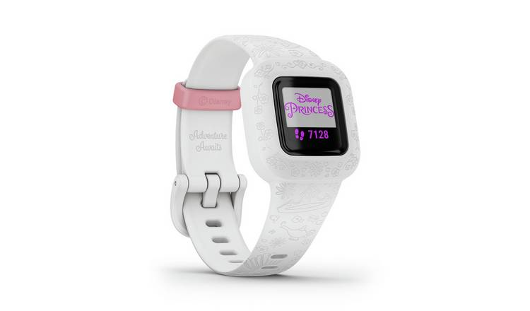 Garmin Vivofit Jr. 3 Kids Fitness Tracker - Princess