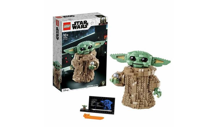 LEGO Star Wars: Mandalorian The Child Baby Yoda Set 75318