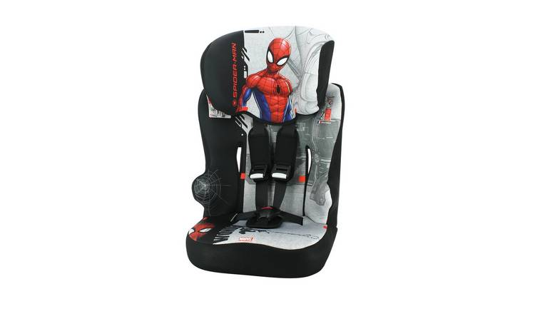 Marvel Spider-Man Racer SP Group 1/2/3 Booster Car Seat