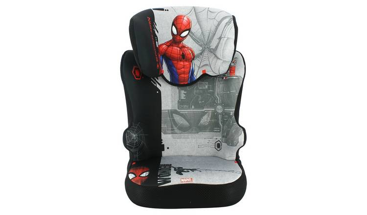 Marvel Spider-Man Group 2/3 High Back Booster Car Seat