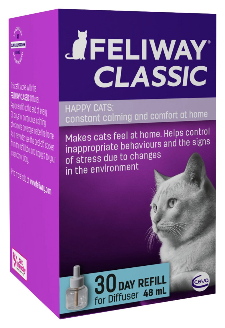 Image of Feliway Classic 30 Day Refill