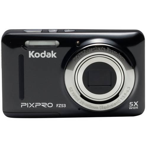 Buy Kodak PixPro FZ53 Mirrorless Camera With 5 1-25 5mm Lens | Compact  digital cameras | Argos