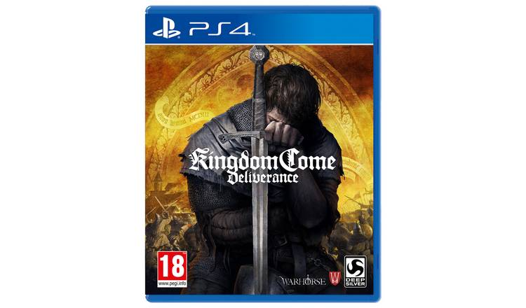 kingdom come deliverance update ps4