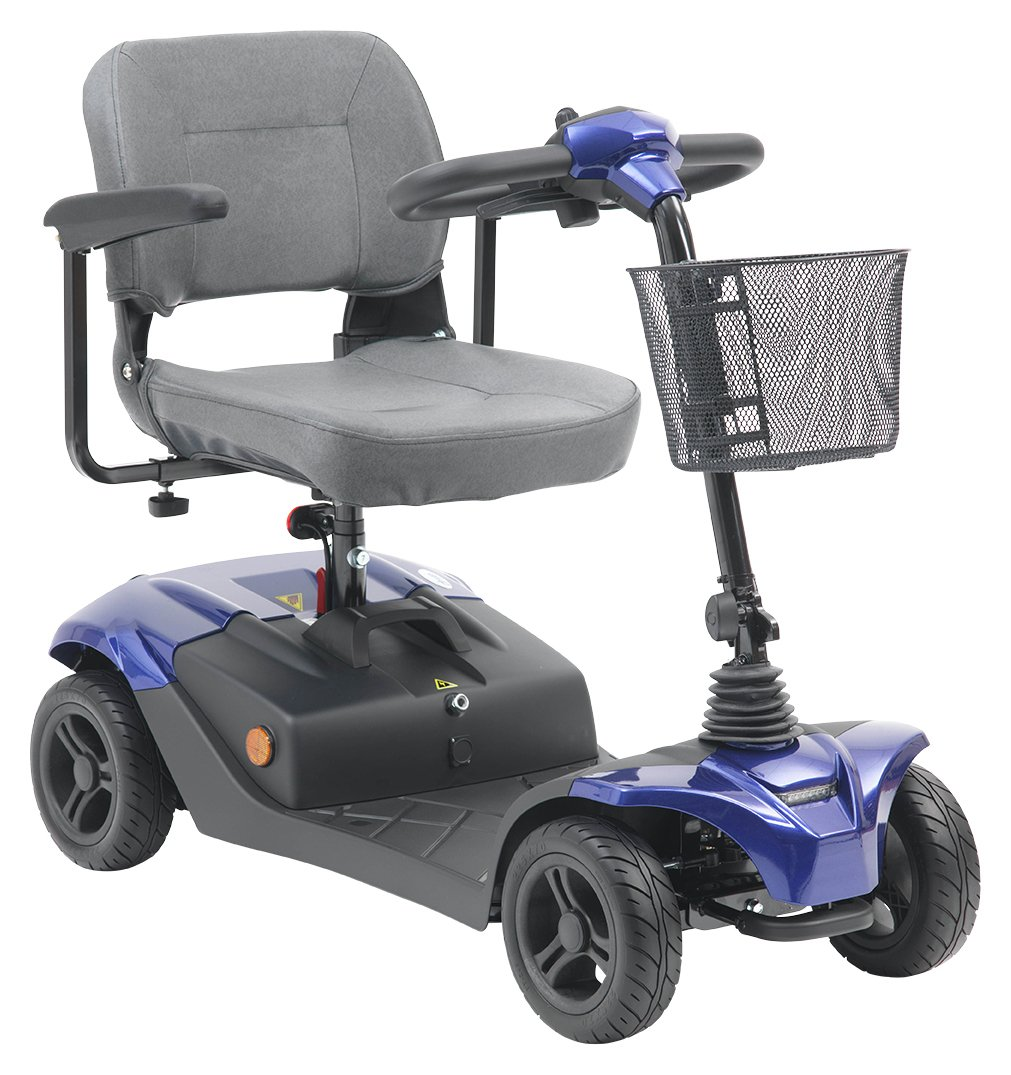 Strider 3A Lightweight Mobility Scooter - Blue