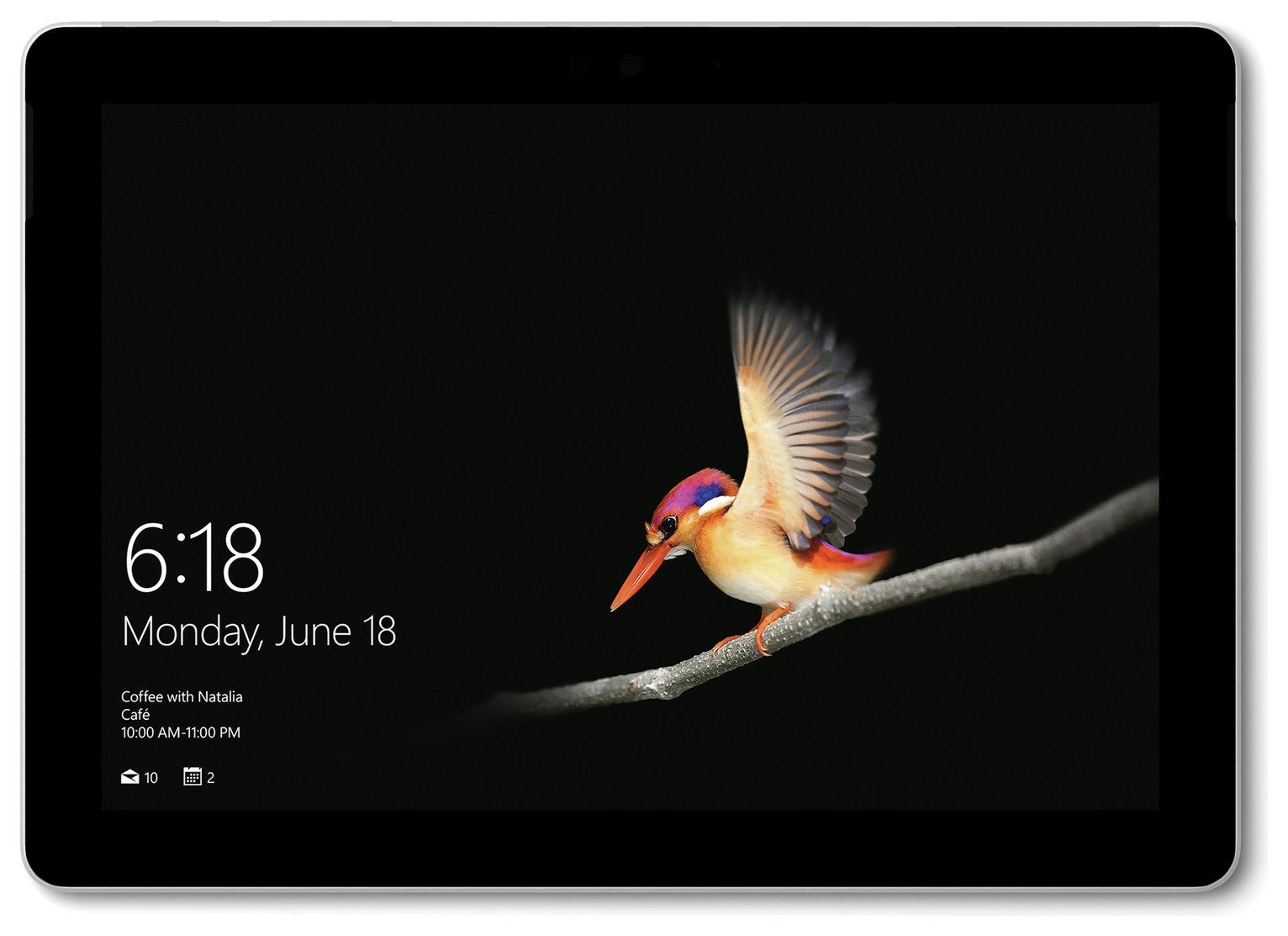 Microsoft Surface Go 10 Inch Pentium 4GB 64GB 2-in-1 Laptop