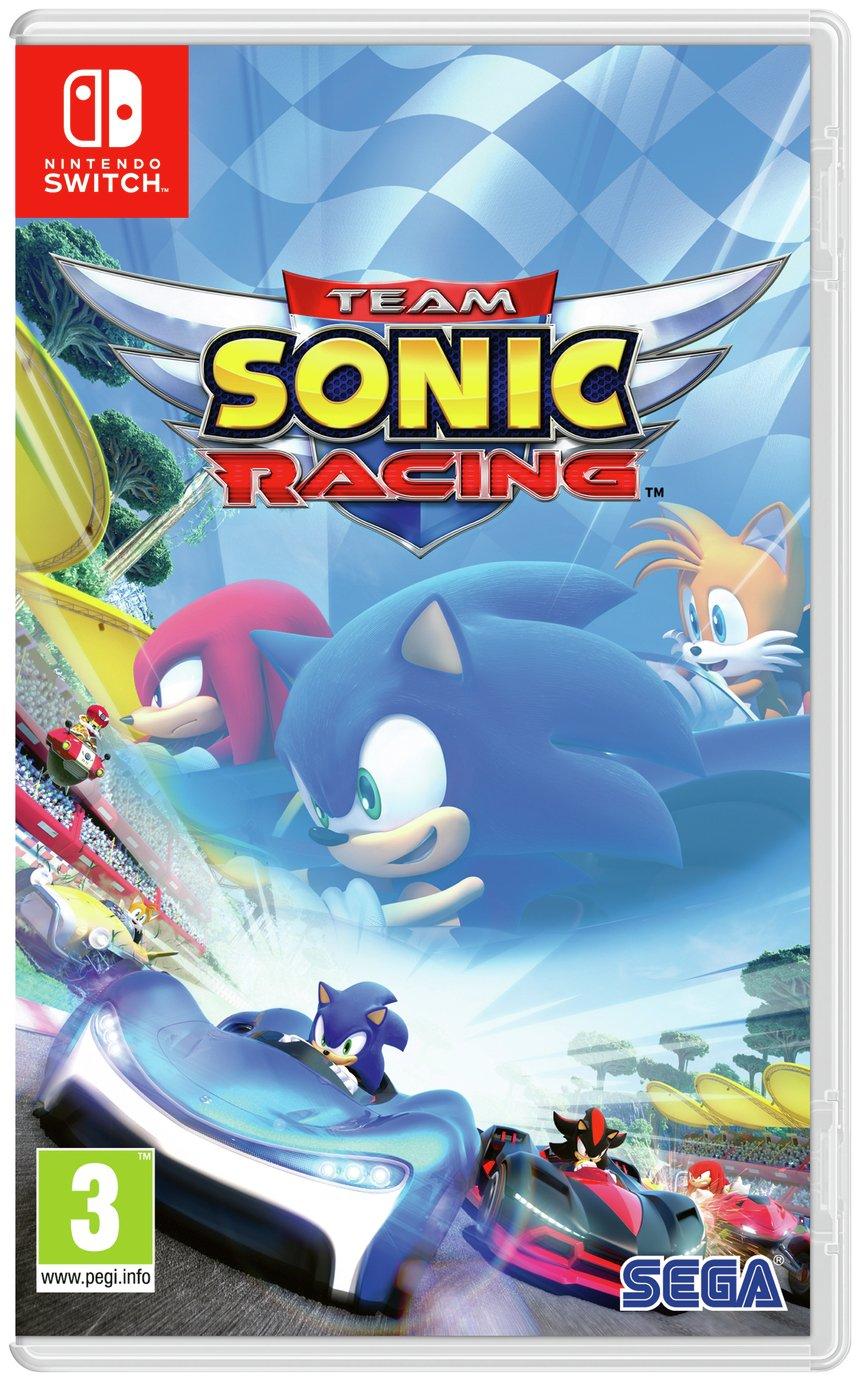 Sega Sonic Racing Nintendo Switch Pre-Order Game