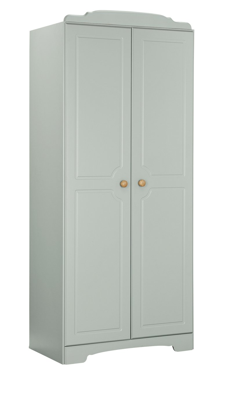 Argos Home Nordic 2 Door Wardrobe