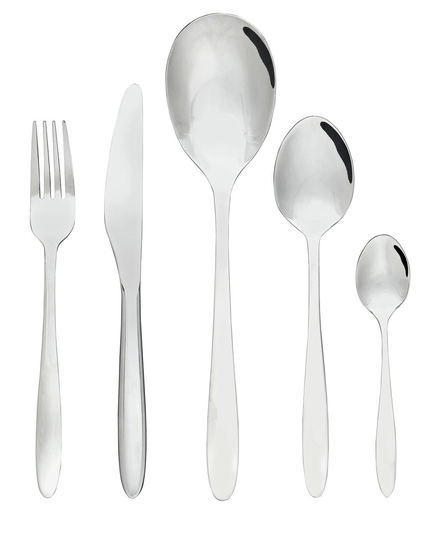 Argos Home 18 Piece Simplicity Cutlery Set