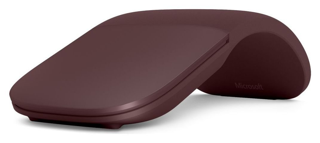 Microsoft Surface Arc Mouse - Burgundy