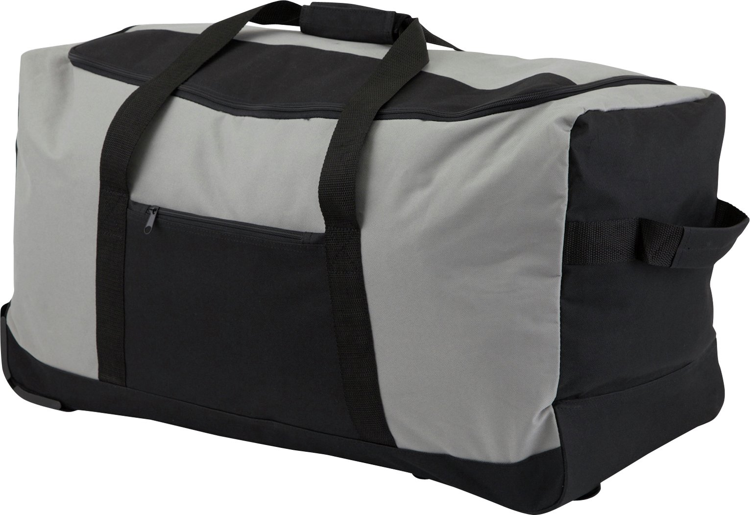 Go Explore Medium Grey Wheeled Holdall