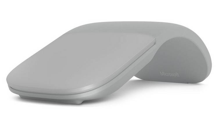 86d004fe0e8 Buy Microsoft Surface Arc Mouse - Platinum | Laptop and PC mice ...