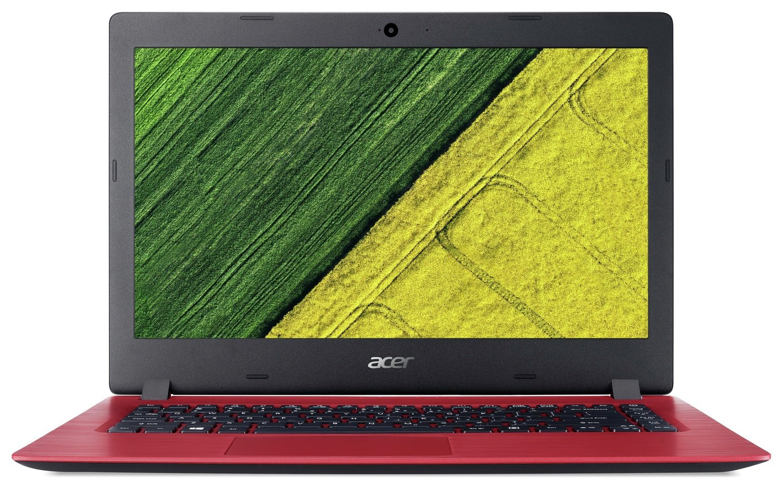 Acer Aspire 1 14 Inch Celeron 4GB 32GB Cloudbook - Red