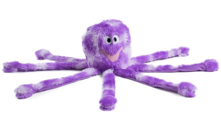 Petface Octopus Dog Toy - Large