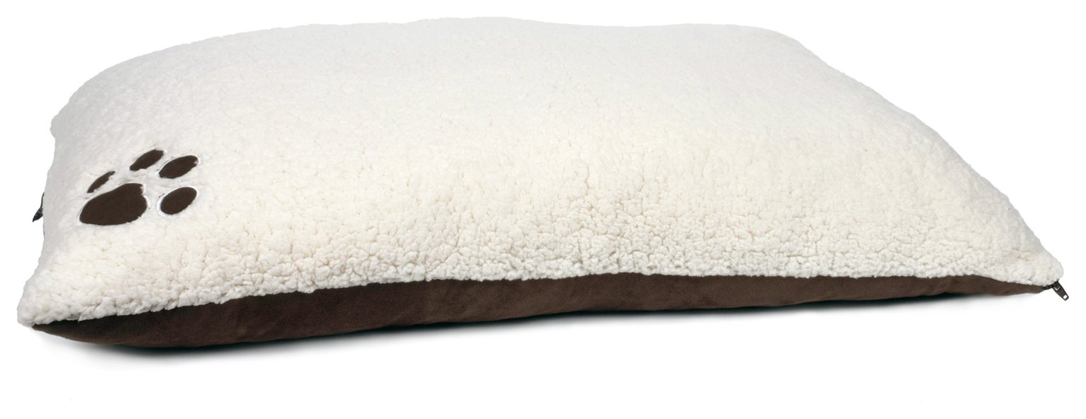 Petface Memory Foam Pillow Mattress - Large