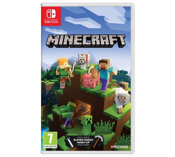 Juegos De Nintendo Switch Minecraft