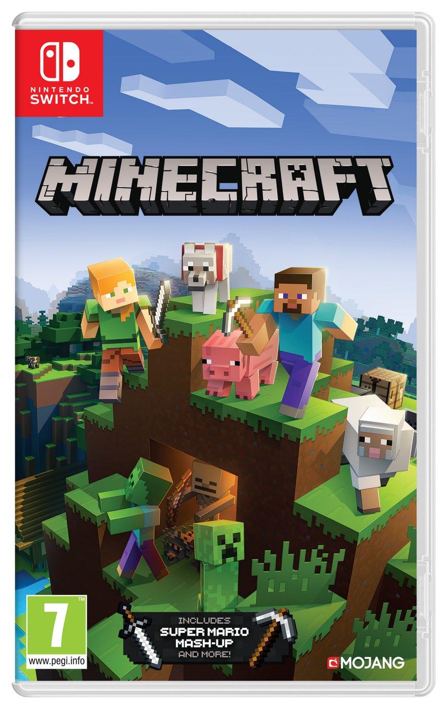 Buy Minecraft Nintendo Switch Game Nintendo Switch Games Argos