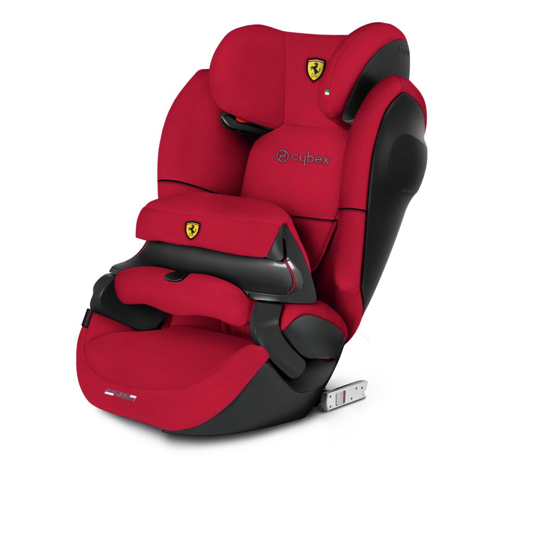 Cybex Pallas M-Fix SL Scuderia Ferrari Car Seat - Racing Red