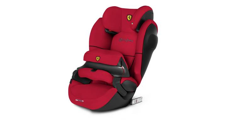 Buy Cybex Pallas M Fix Sl Scuderia Ferrari Car Seat Racing Red Car Seats Argos