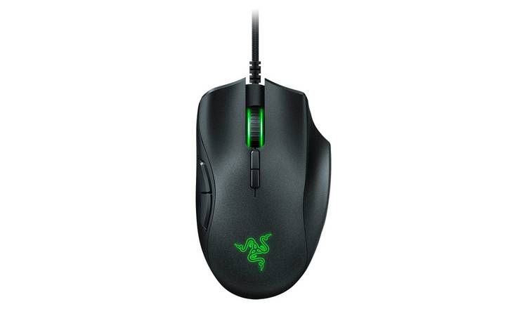 Buy Razer Naga Trinity Gaming Mouse | Laptop and PC mice | Argos