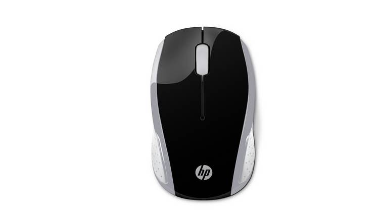 HP 200 Wireless Mouse - Silver